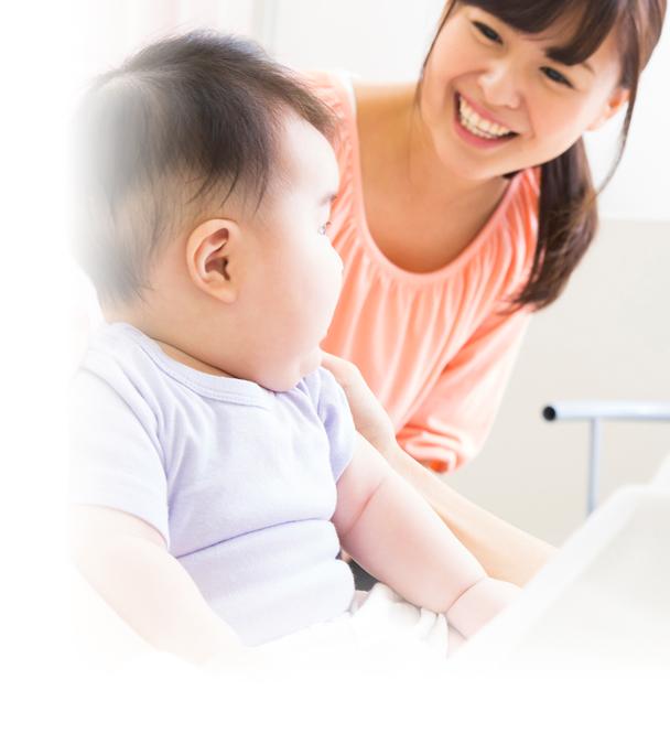 一乳幼児健診について